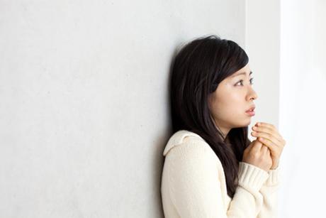 不妊の悩みを抱える女性